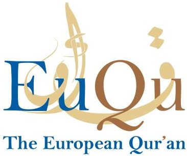 Logo for The European Qur'an.